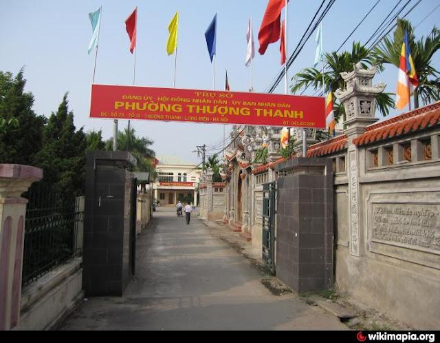 Phường Thượng Thanh