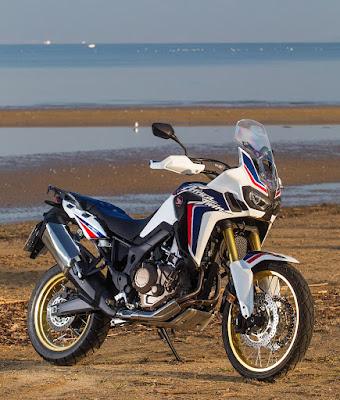 Νέος τιμοκατάλογος μοτοσυκλετών Honda