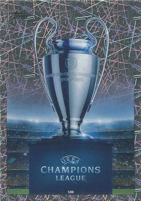UEFA Champions League Match Attax 2015 16