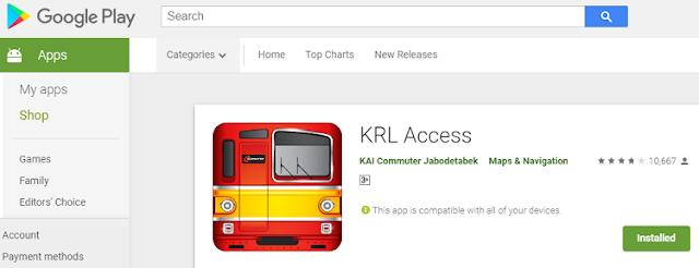 Kereta Rel Listrik (KRL) Indonesia Masih Kalah dari Jepang