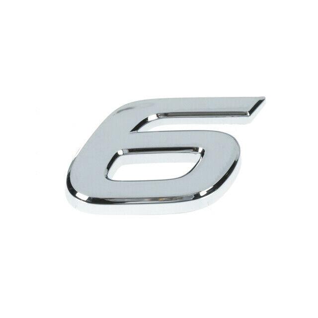 Số 6 xe Mazda 2016| GHK151721 Mazda 6 Emblem Mazda 6 2014-2017