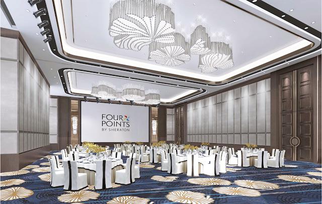 Khách sạn cao cấp Four Points by Shareton