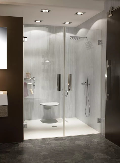 Phòng tắm kính - Mẫu số 10
