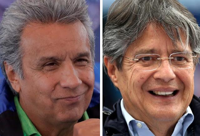 Ecuatorianos deciden hoy si quieren qudarse como Venezuela o no