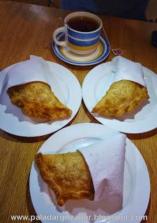 Cafetería Doña Sofía empanadas fritas