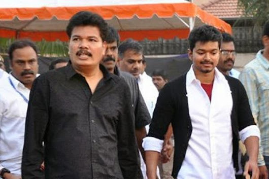 Actor Vijay: Vijay and shankar join hands for vijay 60