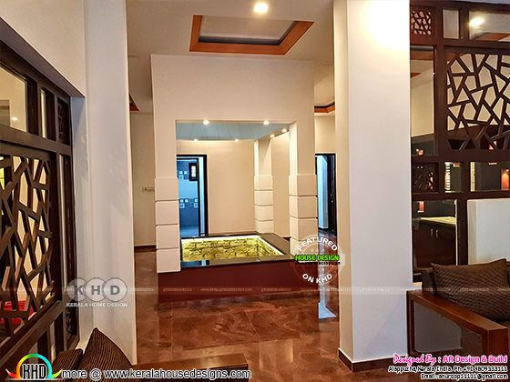 Furnished interior designs in Kerala