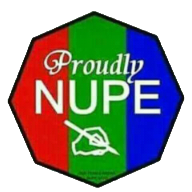 Proudly Nupe Webmaster
