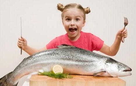Makan Ikan Atasi Penyakit Jantung 2017