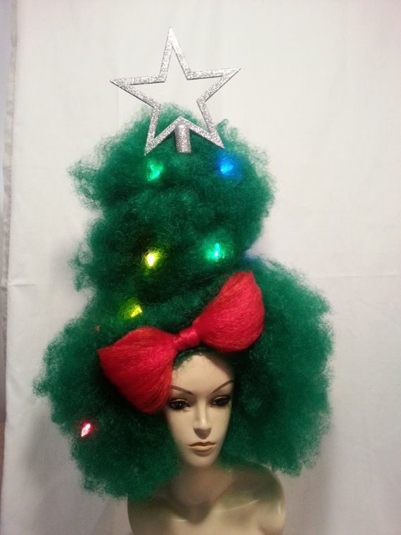 Sweet Amp Funny Christmas Hairstyles The Haircut Web