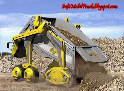 Gambar modifikasi mobil dam truk modern