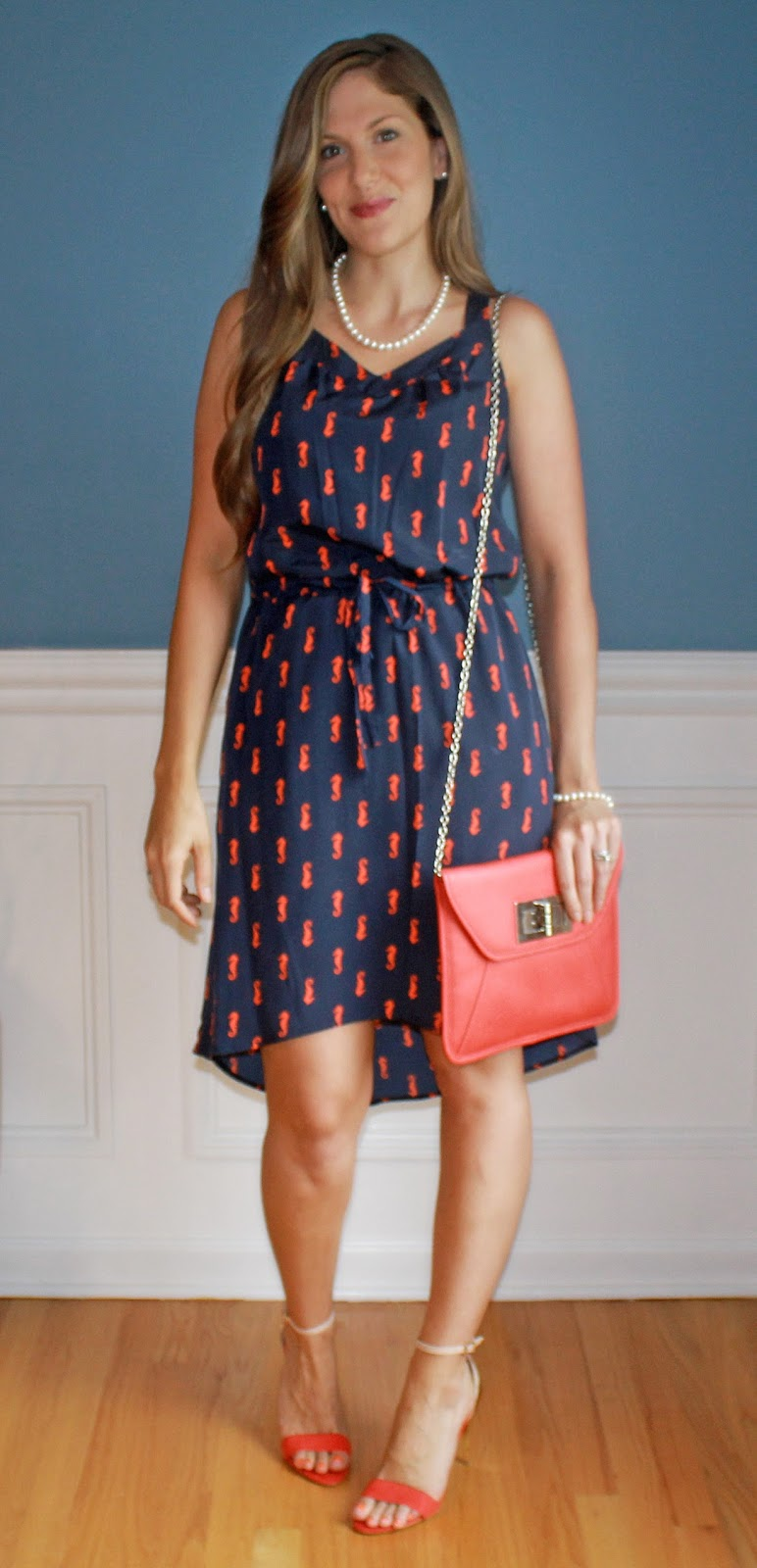 55828634d8b What I m wearing...dress  Merona (Target)