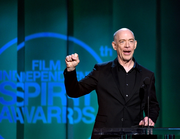 J.K. Simmons, ganador del Independent Spirit