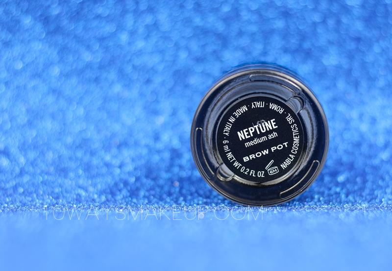 Nabla Cosmetics Brow Pot Neptune