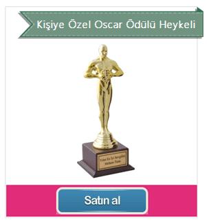 Kişiye Özel Oscar Ödülü Heykeli