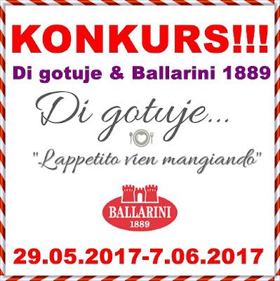 KONKURS - Di gotuje & Ballarini 1889 - do wygrania garnek z pokrywką Zwilling® Passion