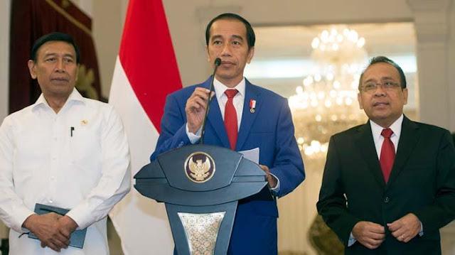 Jokowi Angkat Bicara soal Tuduhan terhadap Ketua KPK, Jika Tidak Terbukti Hentikan!
