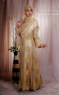 Model Baju Muslim Syari Modis Untuk Remaja Terbaru