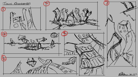 Minor Project: Initial Thumbnails