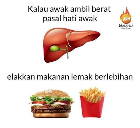 Kalau Awak Ambil Berat Pasal Kesihatan Awak