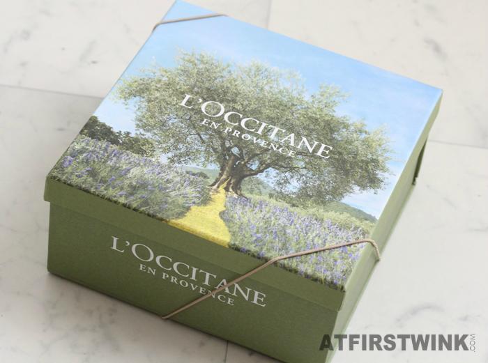 L'Occitane gift box