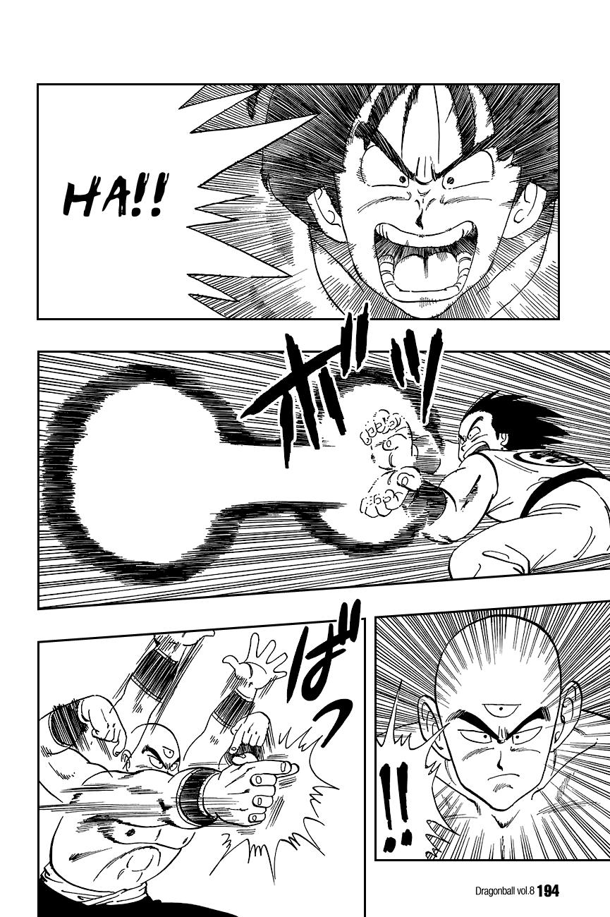 Dragon Ball chap 117 trang 14