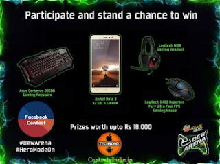 Win Redmi Note