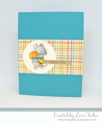I Pick You card-designed by Lori Tecler/Inking Aloud-stamps and dies from My Favorite Things