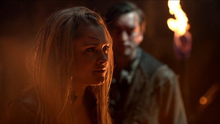 """The 100 - Stealing Fire - Review: """"Shake It To The Core"""""""