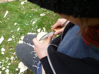 spoon carving  spoon carving first steps