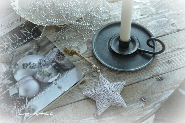 kirppisloytoja joulu sisustus