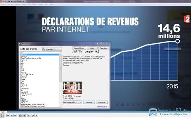 AllFrTV : un nouveau logiciel pour regarder et enregistrer la TV sur son PC