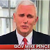 Vice President Elect Pence's Response to the Hamilton Crew..  NOW THAT's CLASS...
