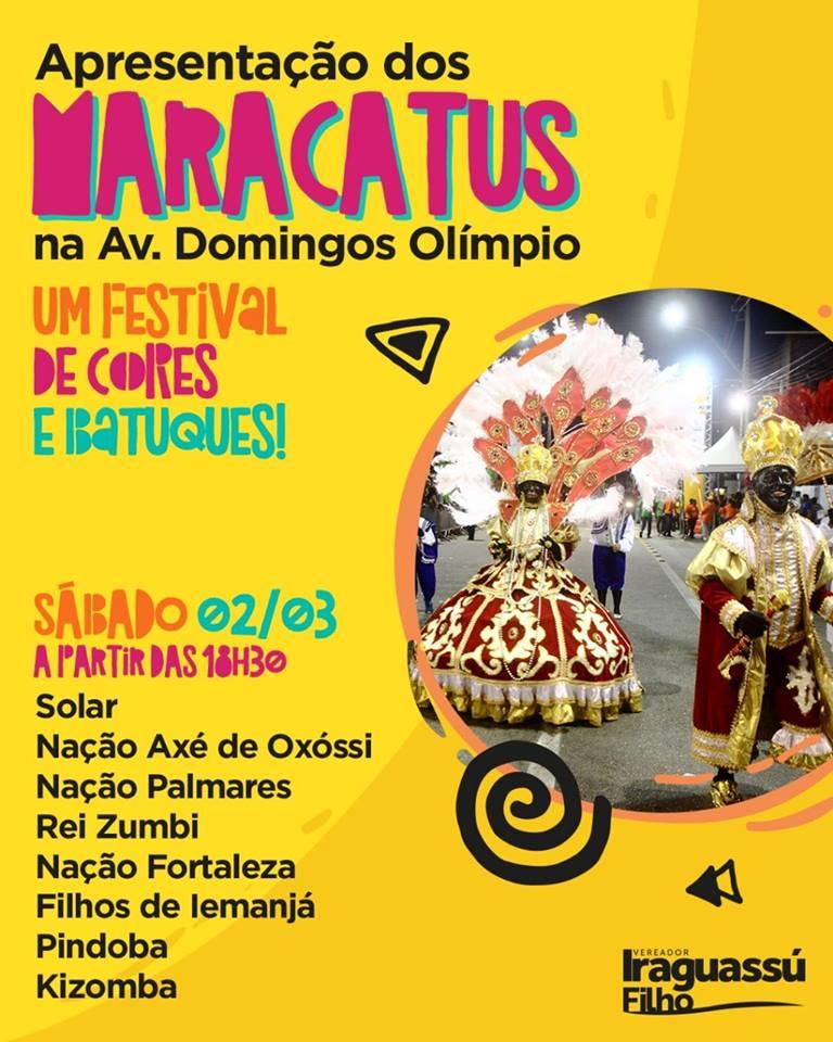 Começa Carnaval da Domingos Olímpio a404308e7a9