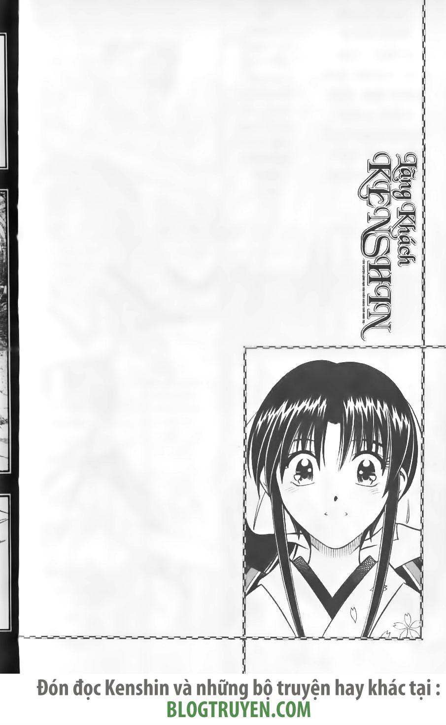 Rurouni Kenshin chap 245 trang 20
