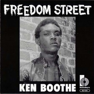 KEN BOOTHE - Freedom Street (1970)