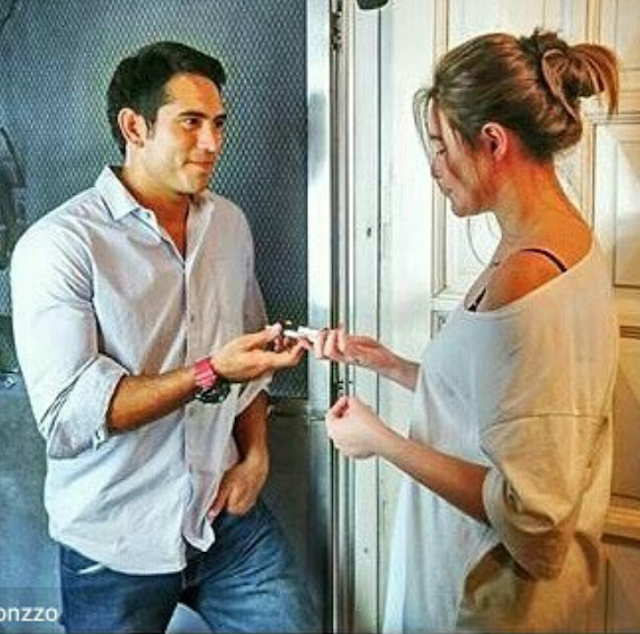 First look at Bea Alonzo and Gerald Anderson movie