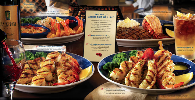 Restaurante Red Lobster em Miami e Orlando