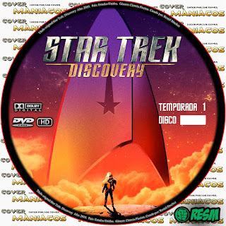 GALLETA - [SERIE NETFLIX] STAR TREK DISCOVERY - 2019