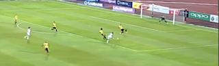 الإسماعيلى إلى نصف نهائى كأس مصر فاز على المقاولون بهدفين من نجمه حسنى عبد ربه