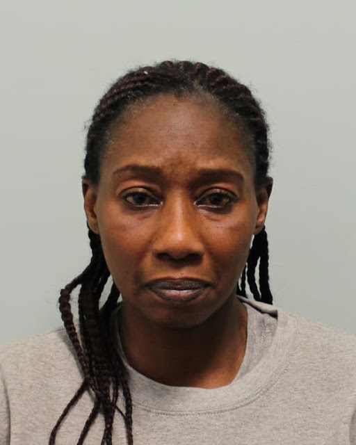 Photo: Nigerian woman sentenced to 21 years in UK prison for attempted murder of 90-year-old woman in the UK