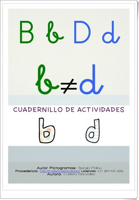 """CUADERNILLO DE ACTIVIDADES """"B"""" y """"D"""""""