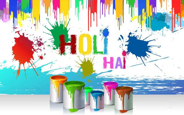 Happy Holi Pictures 2017