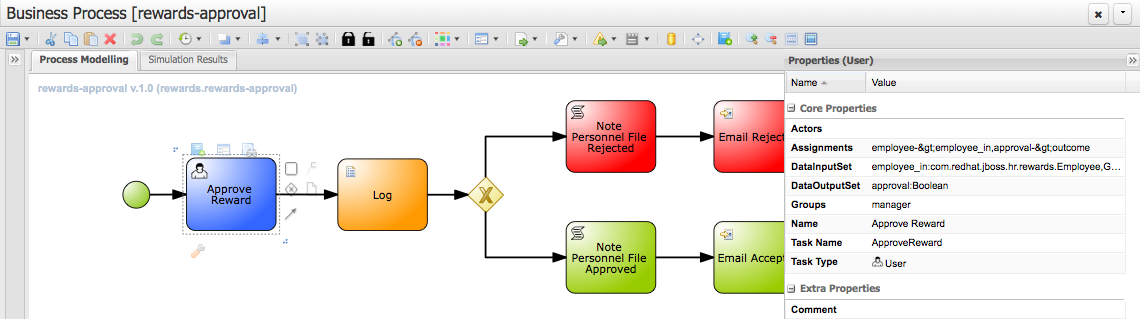 Eric D  Schabell: JBoss BPM Suite Quick Guide: Automating Email User