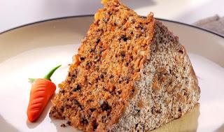 Carrot Cake (Havuclu Kek)
