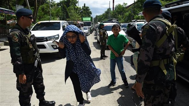 Militants take hostages in restive Philippine city of Marawi