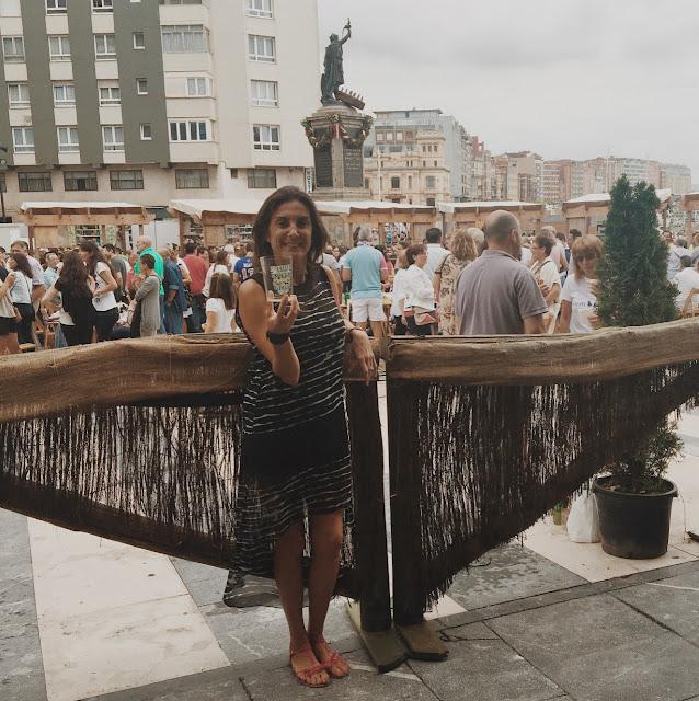 25º Festival de la Sidra Natural de Gijón