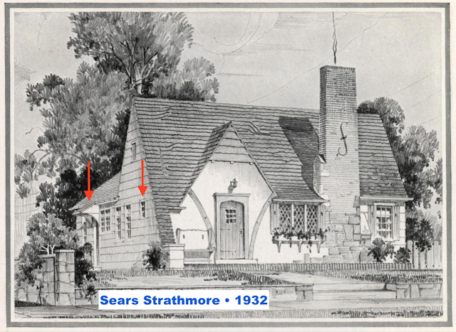 Sears Strathmore 1932 catalog
