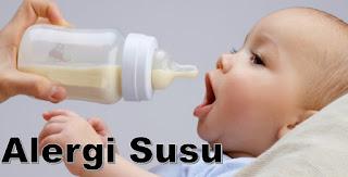 Alergi Susu Pada Bayi dan Orang Dewasa