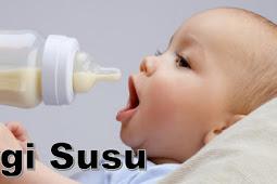 Kenali Alergi Susu Sebelum Terlambat !